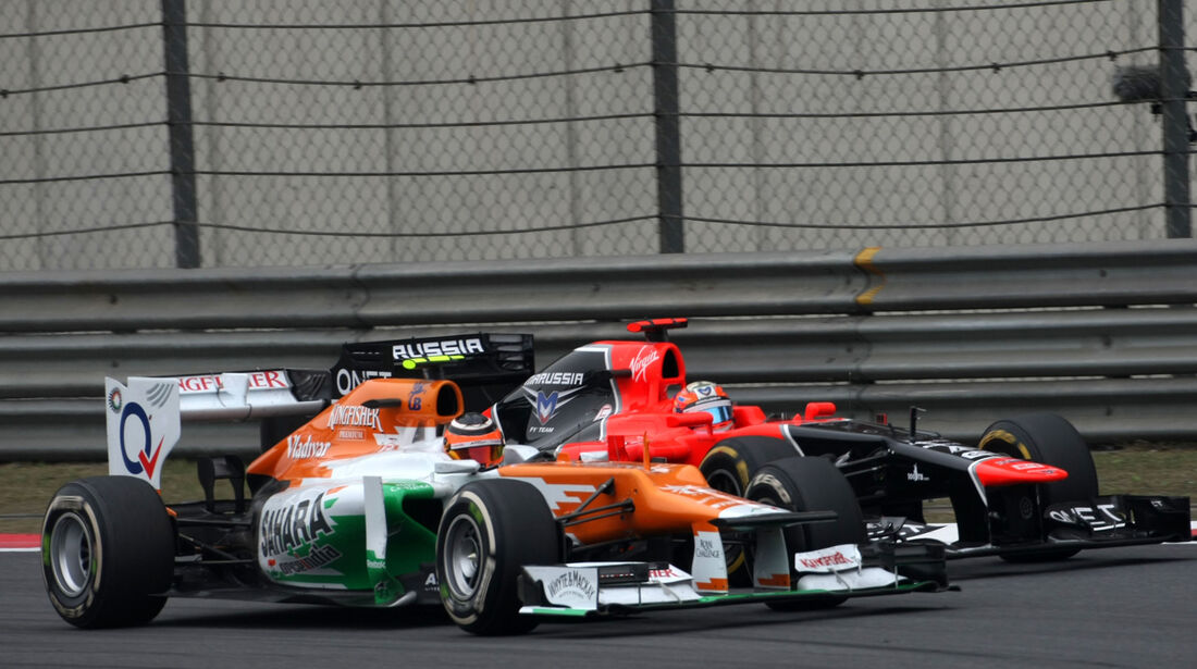 Nico Hülkenberg GP China 2012