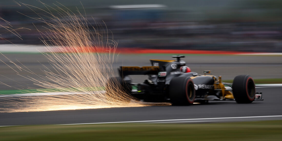 Nico Hülkenberg - GP England 2017