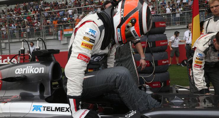 Nico Hülkenberg - GP Indien 2013