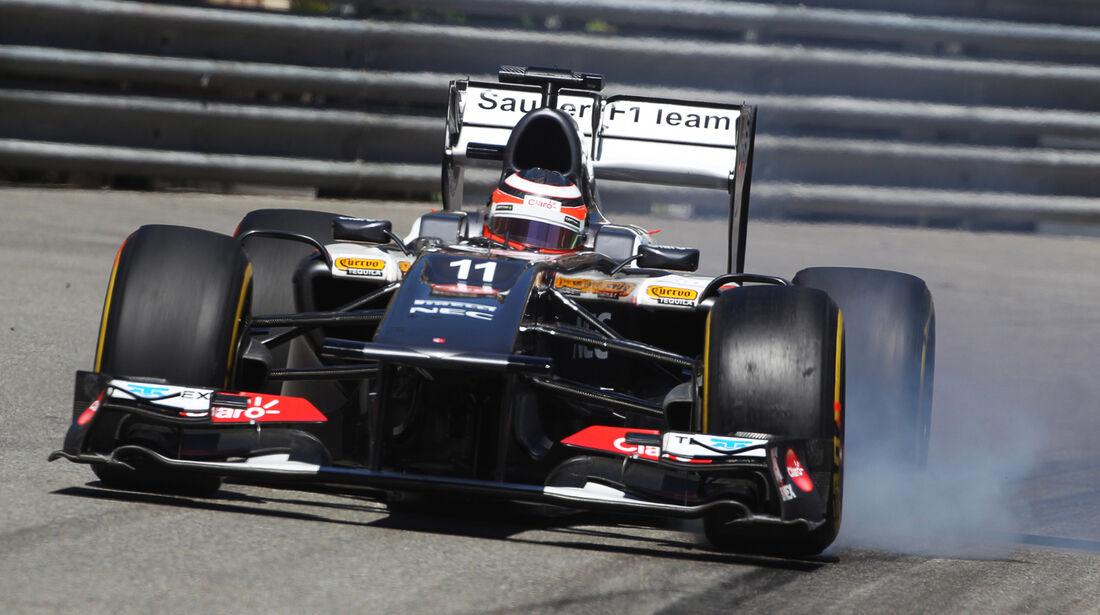 Nico Hülkenberg - GP Monaco 2013