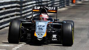 Nico Hülkenberg - GP Monaco 2015