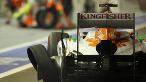Nico Hülkenberg - GP Singapur 2012