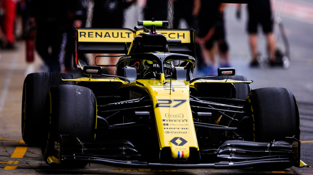 Nico Hülkenberg - GP Spanien 2019