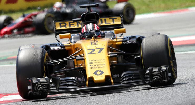 Nico Hülkenberg - GP Spanien - Formel 1 - 2017