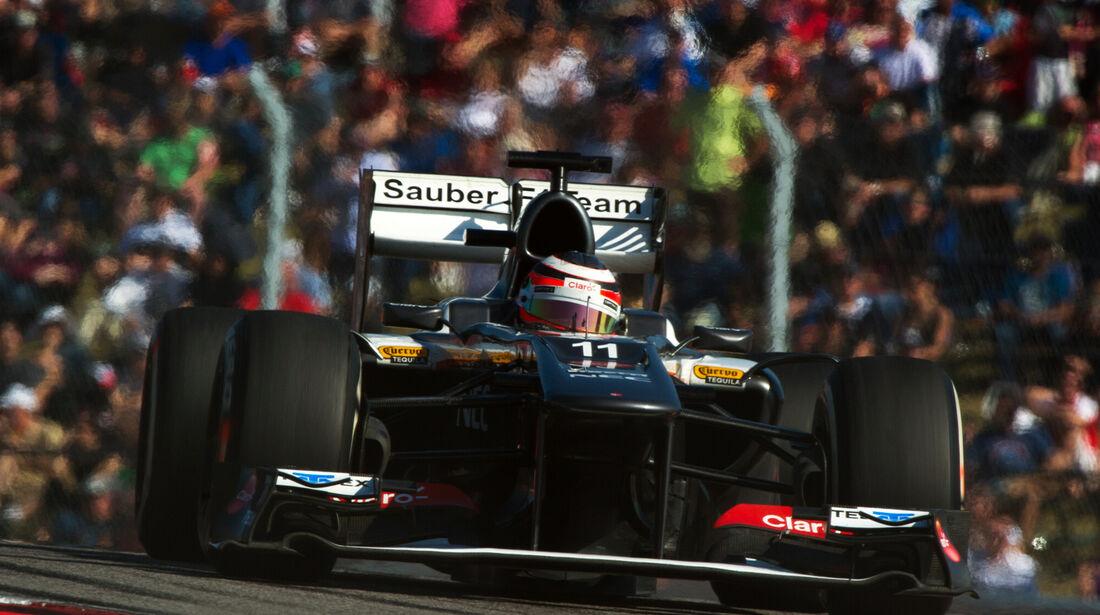 Nico Hülkenberg - GP USA 2013