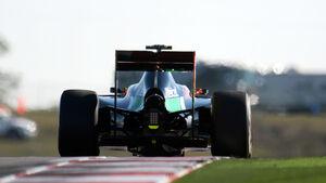 Nico Hülkenberg - GP USA 2014