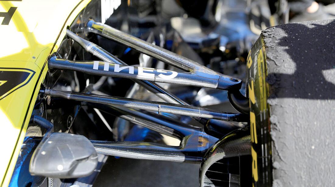 Nico Hülkenberg - Renault - F1-Test - 26. Februar 2019
