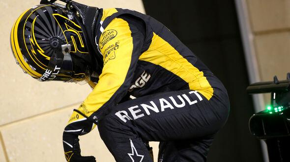 Nico Hülkenberg - Renault - Formel 1 - GP Bahrain - 7. April 2018