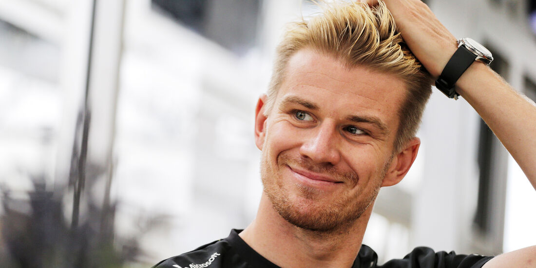 Nico Hülkenberg - Renault - Formel 1 - GP Frankreich - Circuit Paul Ricard - Le Castellet - 23. Juni 2018