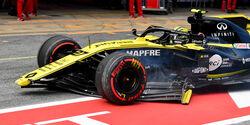 Nico Hülkenberg - Renault - Formel 1 - GP Spanien - Barcelona - 11. Mai 2019