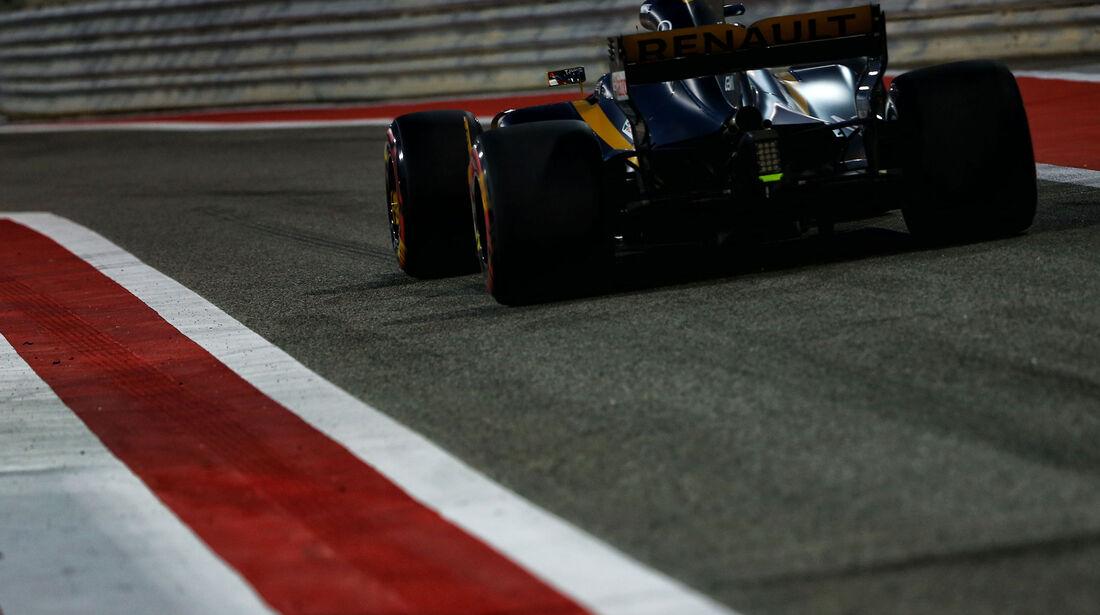 Nico Hülkenberg - Renault - GP Bahrain 2017 - Qualifying