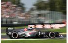 Nico Hülkenberg - Sauber - Formel 1 - GP Italien - 6. September 2013