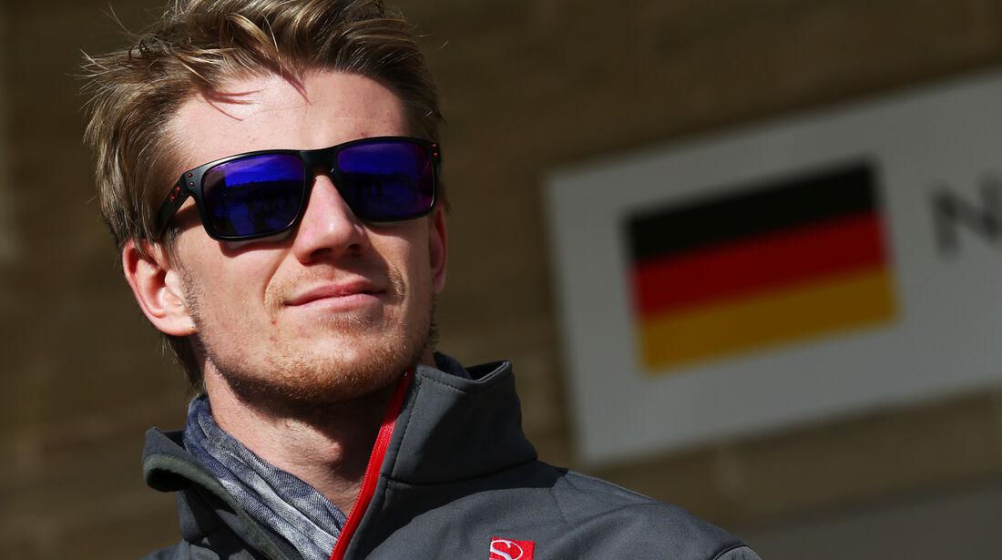 Nico Hülkenberg - Sauber - Formel 1 - GP USA - 14. November 2013