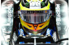 Nico Rosberg - Barcelona F1 Test 2013