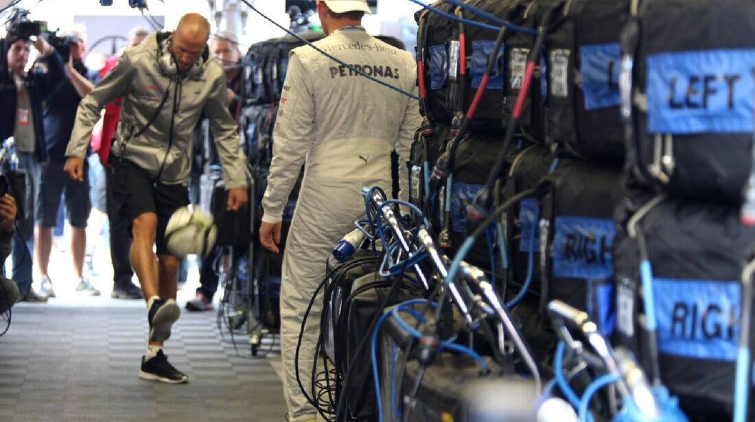 Nico Rosberg - Formel 1 - GP Deutschland - 20. Juli 2012