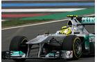 Nico Rosberg  - Formel 1 - GP Korea - 15. Oktober 2012