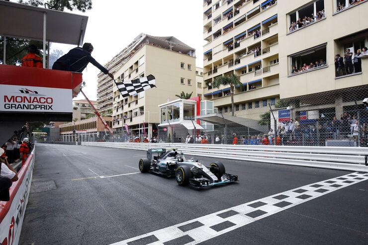Fahrernoten GP Monaco 2015: Note 10 für den Pechvogel
