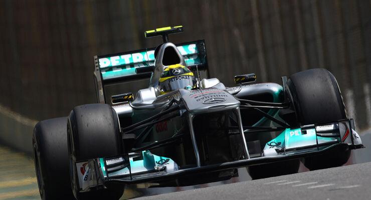 Nico Rosberg - GP Brasilien - 26. November 2011
