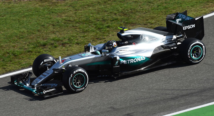 Nico Rosberg - GP Deutschland - 2016