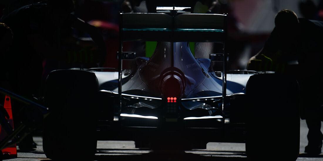 Nico Rosberg - Mercedes - Formel 1 - Austin - GP USA - 22. Oktober 2016