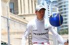 Nico Rosberg - Mercedes - Formel 1 - GP Aserbaidschan - Baku - 18. Juni 2016uni 2016