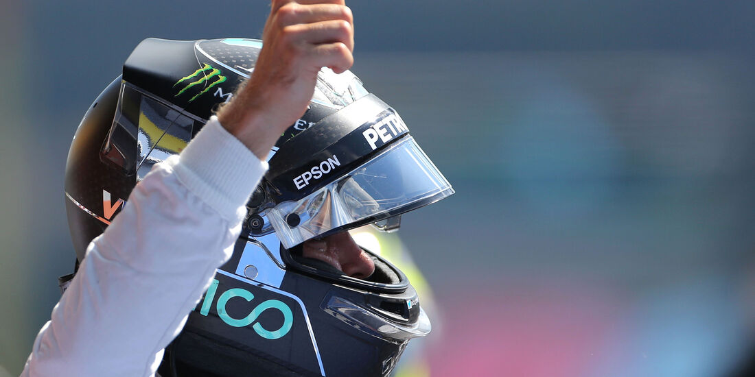Nico Rosberg - Mercedes - Formel 1 - GP Belgien - Spa-Francorchamps - 27. August 2016