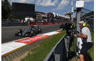 Nico Rosberg - Mercedes - Formel 1 - GP Belgien - Spa-Francorchamps - 27. August 2016