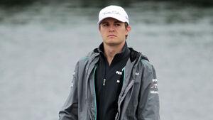 Nico Rosberg - Mercedes - Formel 1 - GP Kanada - 8. Juni 2013
