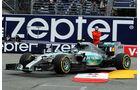 Nico Rosberg - Mercedes - Formel 1 - GP Monaco - 21. Mai 2015