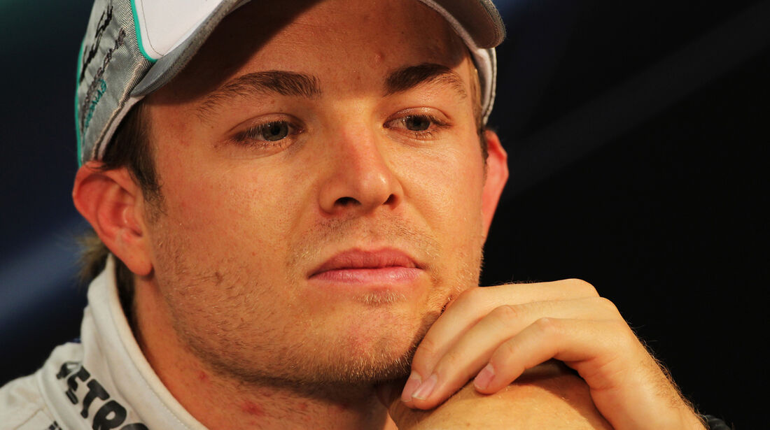 Nico Rosberg - Mercedes - Formel 1 - GP Monaco - 26. Mai 2012