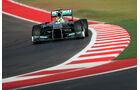 Nico Rosberg - Mercedes - Formel 1 - GP USA - Austin - 16. November 2012