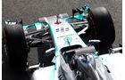 Nico Rosberg - Mercedes - Formel 1-Test - Silverstone 2014