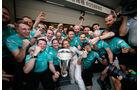 Nico Rosberg - Mercedes - GP China 2016