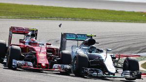Nico Rosberg - Mercedes - GP Malaysia 2016 - Sepang