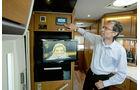 Niesmann+Bischoff Flair 100, Kontrolleinheit, Flachbildschirm