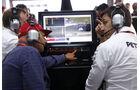 Niki Lauda - Toto Wolff - Mercedes - GP Abu Dhabi 2016 - Formel 1