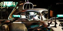Nikita Mazepin - Mercedes - Formel 1 - Test - Barcelona - 15. Mai 2019