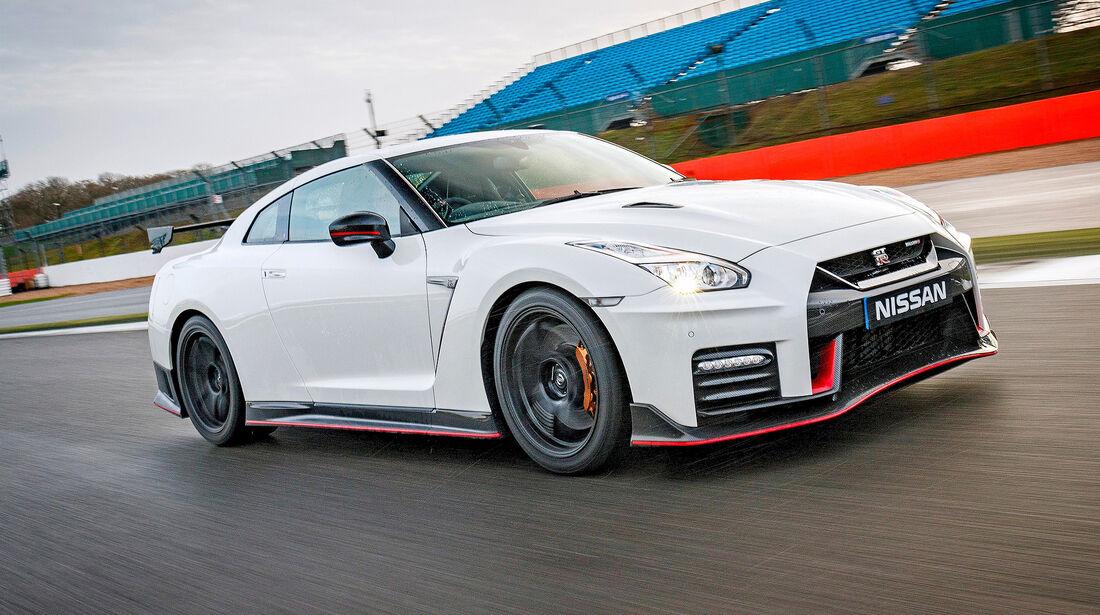 Nissan GT-R Nismo - Serie - Coupes ueber 150000 Euro - sport auto Award 2019