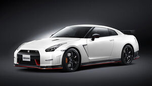 Nissan GT-R Nismo Tokio Motor Show