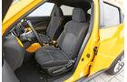 Nissan Juke 1.2 DIG-T, Fahrersitz
