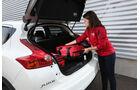 Nissan Juke 1.5 dCi, Kofferraum