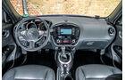 Nissan Juke, Cockpit
