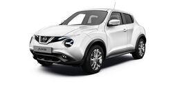 Nissan Juke Modelljahr 2020 Teaser Retusche
