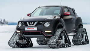 Nissan Juke Nismo RSnow