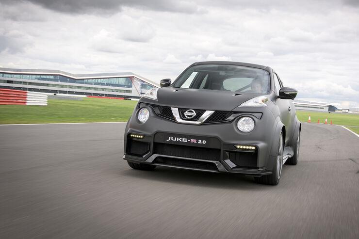 Fahrbericht nissan juke r 2 0 auto motor und sport for Fahrbericht nissan juke