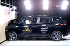 Nissan Leaf Crashtest 2018
