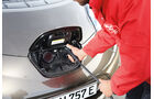 Nissan Leaf, Strom laden