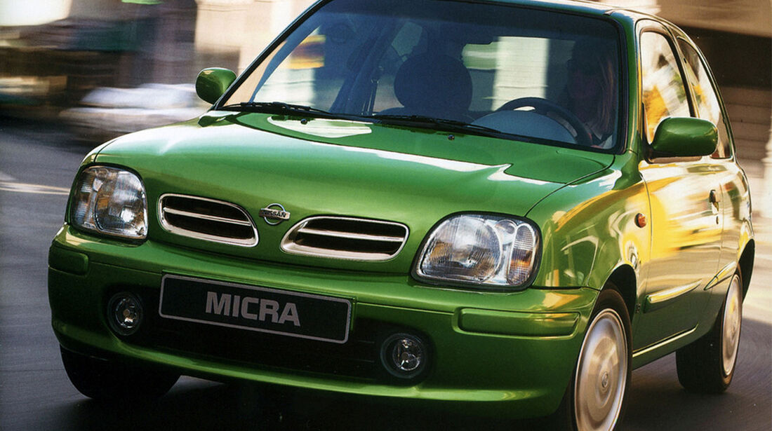 Nissan Micra (1993 - 2003)