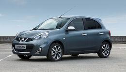 Nissan Micra N-Tec, Sondermodell