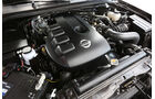 Nissan Navara 2.5 dCi, Motor